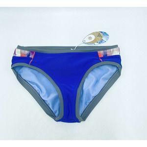 Prana M Milou Bottom Swim Ultra Violet